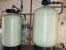 0.5T/H时间型软化水设备