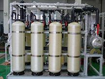 4T/H时间型软化水设备