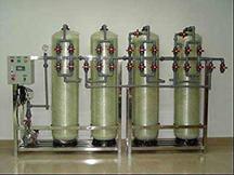 25-30T/H流量型软化水设备