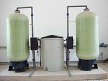30-40T/H时间型软化水设备