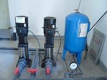 2T/H流量型软化水设备
