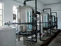 8-10T/H时间型软化水设备