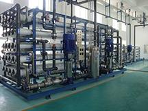 15T/H流量型软化水设备