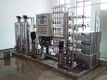 20T/H流量型软化水设备